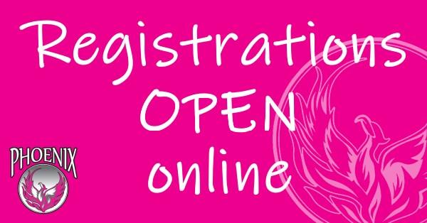 2019  Registrations  Open
